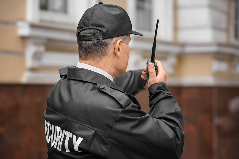 How To Be A Security Guard Uk in Nottingham Nottinghamshire