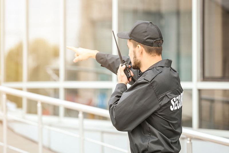 Security Guard Hiring in Nottingham Nottinghamshire