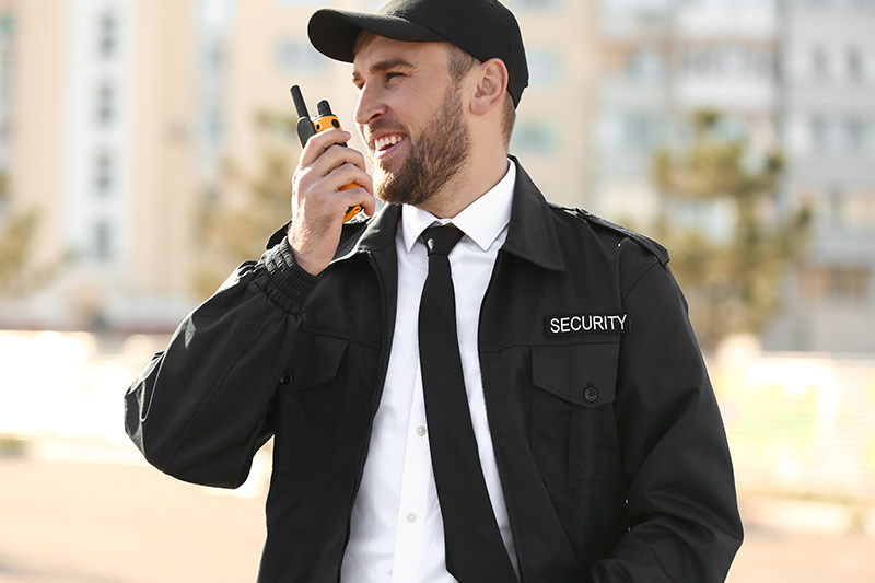 Security Guard Job Description in Nottingham Nottinghamshire